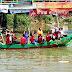 Meriahkan Lebaran Di Batang  382 Grup Ikuti Lomba Dayung Tradisional