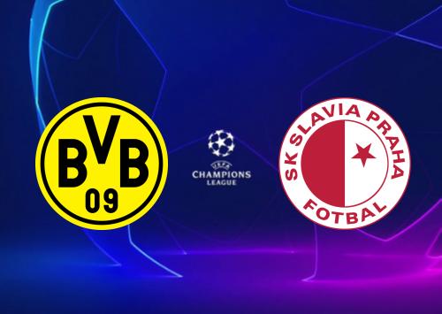 Borussia Dortmund vs Slavia Praha -Highlights 10 December 2019