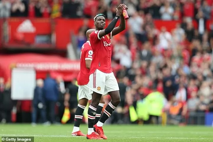 Fans could convince Pogba to stay at Manchester United insists boss Solskjaer