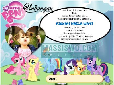 contoh kartu undangan ulang tahun bahasa indonesia