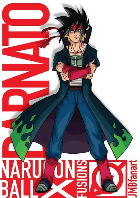 3- Barnato (Bardock e Minato)