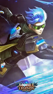 Gusion Cyber Ops Heroes Assassin Mage of Skins October Starlight 2018 V2