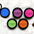 Review: Sephora Colorful Long Lasting eyeshadows