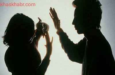 घरेलू हिंसा की तस्वीर