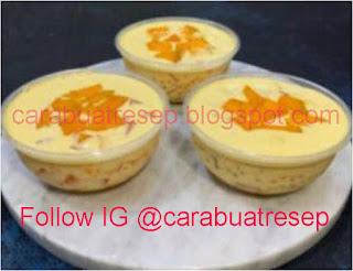 Foto Resep Buko Mangga Creamy Sederhana Spesial Asli Enak