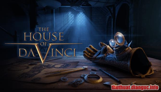 Download Game The House of Da Vinci Full Crack, Game The House of Da Vinci, Game The House of Da Vinci free download, Game The House of Da Vinci full crack, Tải Game The House of Da Vinci miễn phí