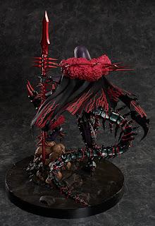 Berserker/Cú Chulainn (Alter) en esta nueva figura de FREEing.