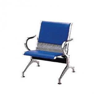 Ghế băng chờ da sang trọng, hiện đại