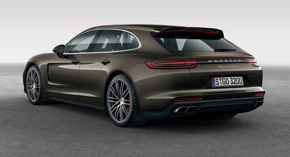 Porsche panamera sport turismo debuting at 2017 geneva motor show sciox Image collections