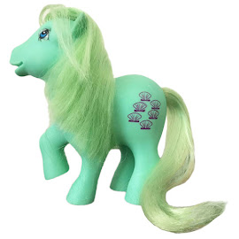 My Little Pony Seashell Year Two Int. Earth Ponies I G1 Pony