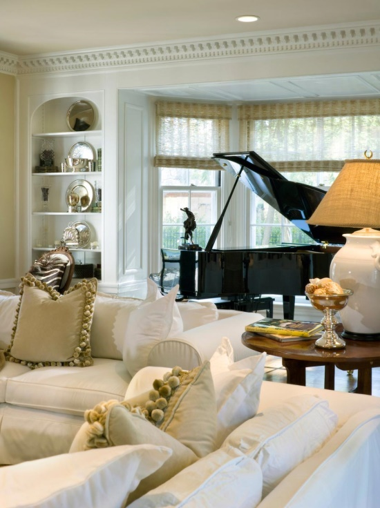 21 Easy Unexpected Living Room Decorating Ideas: Simple Details: Unexpected Details