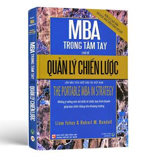 Quản Lý Chiến Lược MBA Trong Tầm Tay - The Portable MBA In Strategy ebook PDF-EPUB-AWZ3-PRC-MOBI
