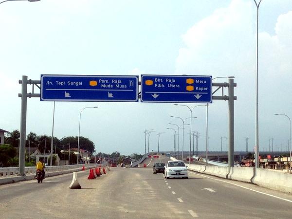 jambatan ke 3 klang