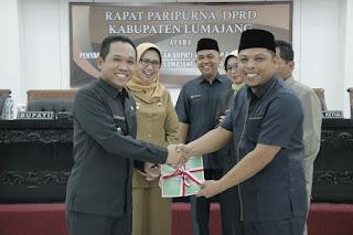 DPRD Lumajang Gelar Rapat Perdana Bahas 6 Raperda