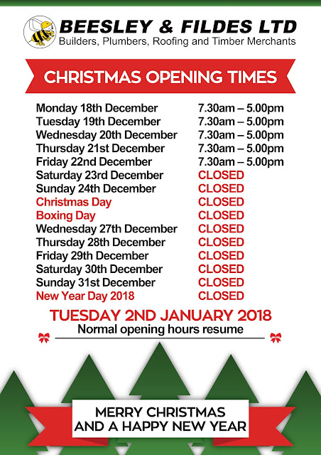 Branch Opening Times