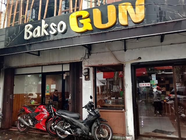 Bakso Gun Malang