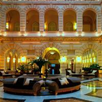 Big Luxury Rise Hotel Escape