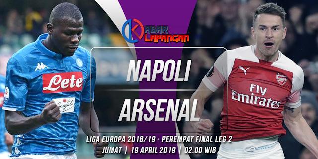 Prediksi Bola Napoli vs Arsenal Liga Eropa