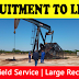 Rai Oilfield Services Company Hiring for Africa - Libiya