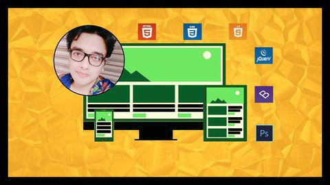 Complete Web Design and Development Course : 14 Courses in 1 [Free Online Course] - TechCracked