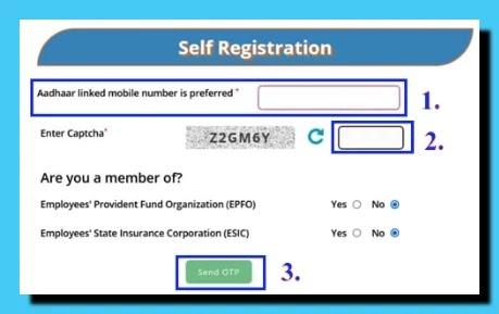 E Shram Card क्या है?   Eshram.Gov.In पर कैसे Apply करे   e shram card online registration