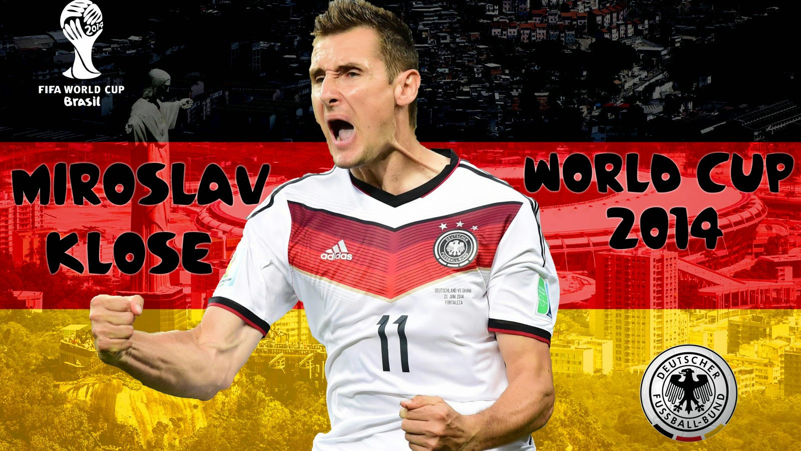 Miroslav Klose HD Wallpaper