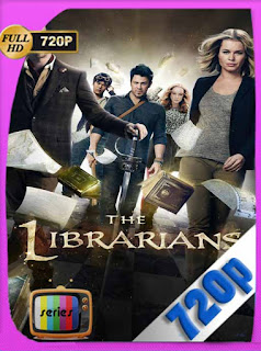 The Librarians Temporada 1-2-3-4 HD [720p] Latino [GoogleDrive] SilvestreHD