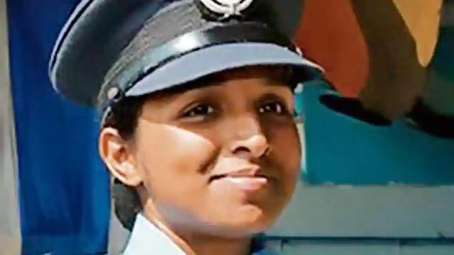 Shivangi Sharma Women pilot rafale