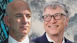 Bill Gates Reclaims World's Richest From Jeff Bezos