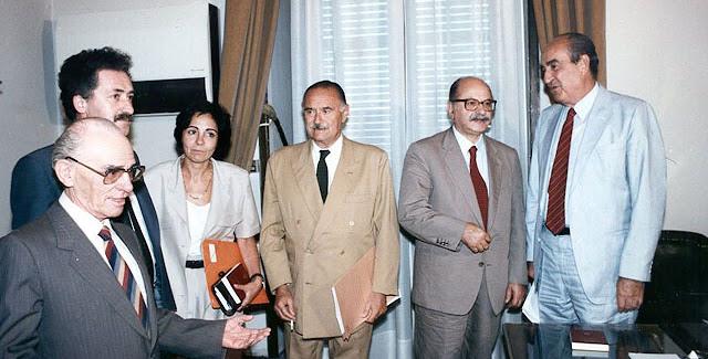 Στο βρώμικο '89, ο Κουβέλης δεν ήταν υπουργός Δικαιοσύνης