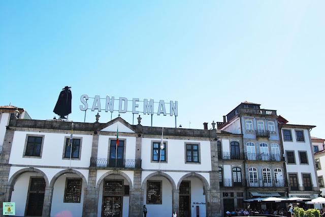 Bodegas Vilanova de Gaia, Oporto