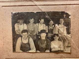 #foundphotos #vintage #vintagephotos #imagesofthepast #foundastory #estatesale #estatesalefinds #urbanarcheology