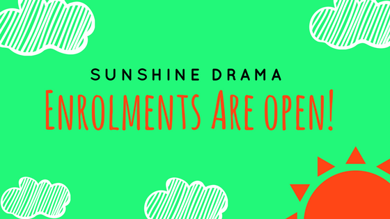 sunshine drama drama classes