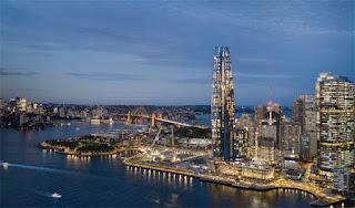 رابع أطول مبنى في أستراليا - المبنى المكون من 71 طابقًا