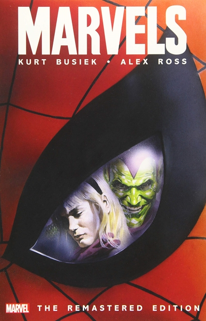 Uno de las mejores novelas gráficas y comics de Marvel Comics