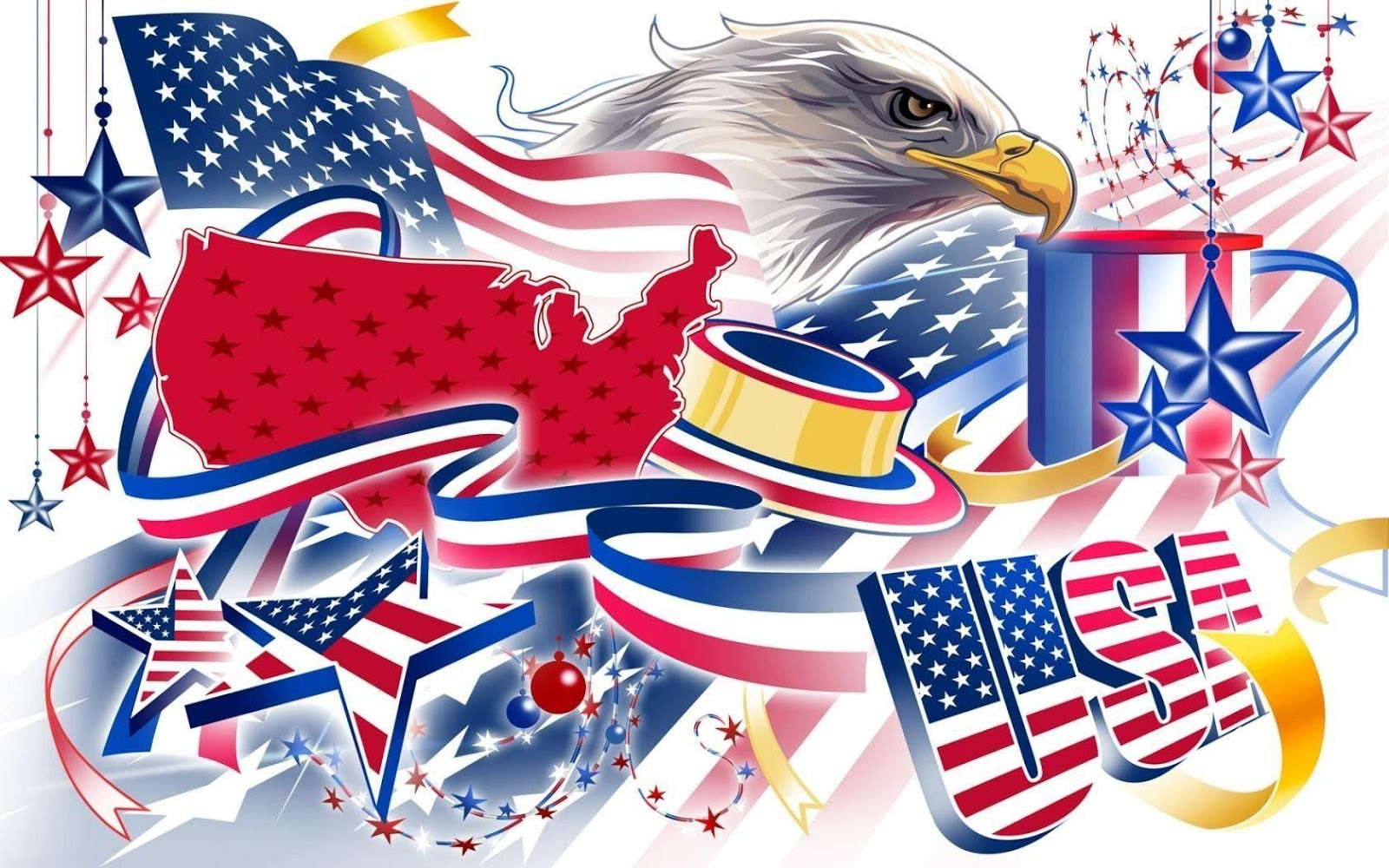 Wallpapers 4th Of July HD  Wallpapers
