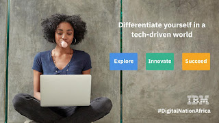 IBM Digital Nation Africa Internship Programme 2019