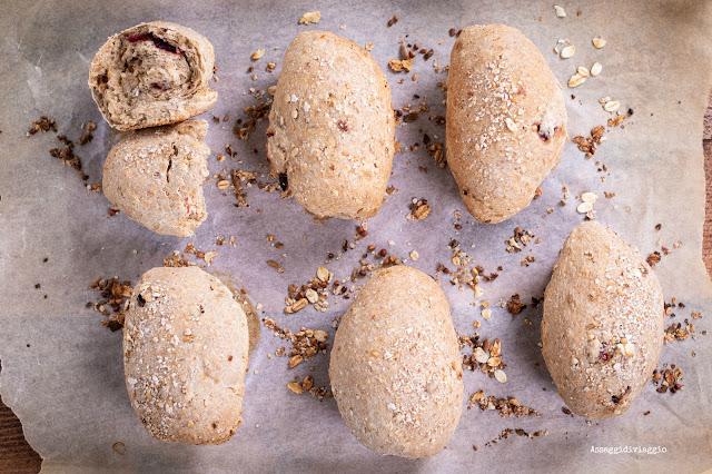 Pane al muesli con lievito madre liquido (li.co.li)