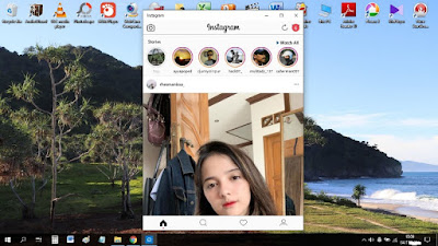 Cara Download Aplikasi Instagram Di Laptop Windows 10