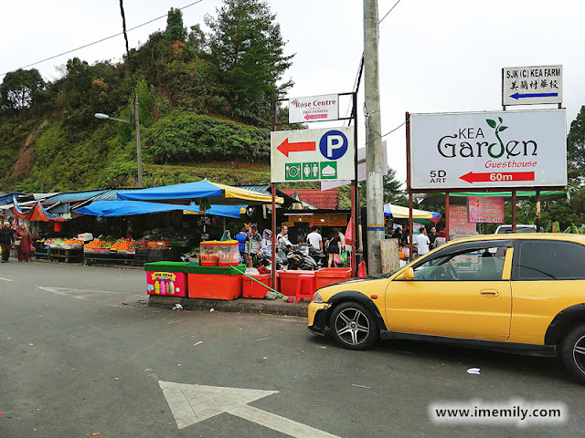 Kea Farm Market @ Cameron Highlands