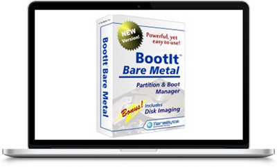 TeraByte BootIt Bare Metal 1.65 Full Version