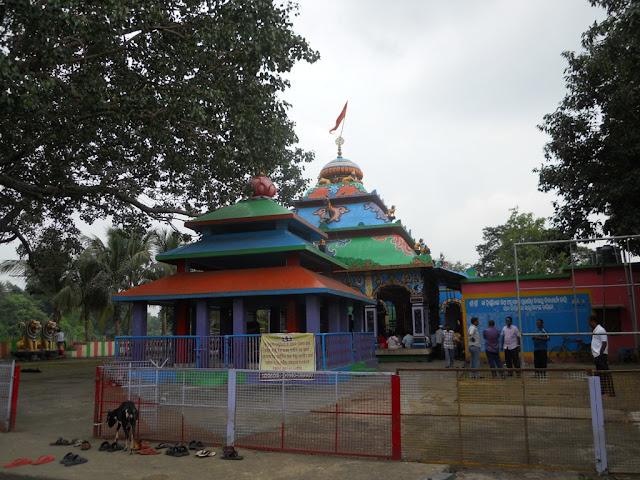Odisha Tourism Places : An Inside View: Maa Hingula Temple - Gopalprasad -  Talcher - Anugul - Odisha - Shakti Shrines