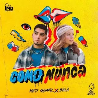 Mati Gómez estrena 'Como nunca' y anuncia participación en Kids' Choice Awards