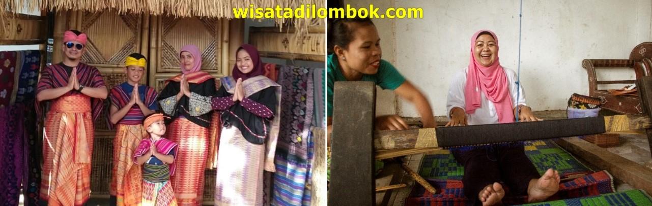 Mengenal pakaian Khas Suku Sasak Pulau Lombok