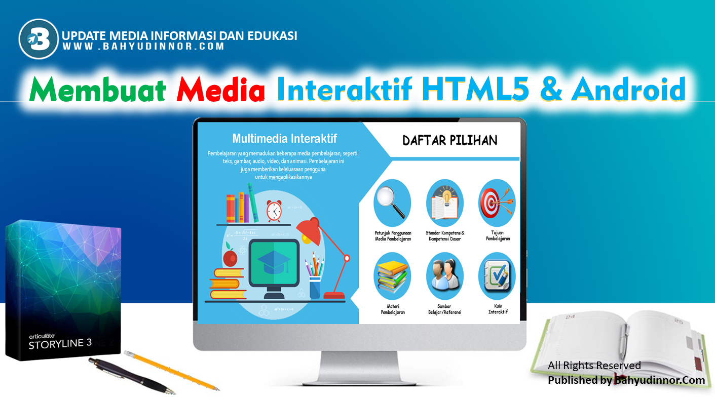 Membuat Media Interaktif HTML5 & Android