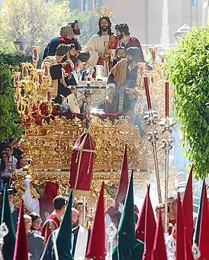 Horarios e Itinerarios de los Traslados de la Sagrada Cena a la Magna Exposición de Córdoba