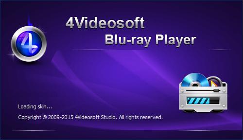 Download 4Videosoft Blu-ray Player