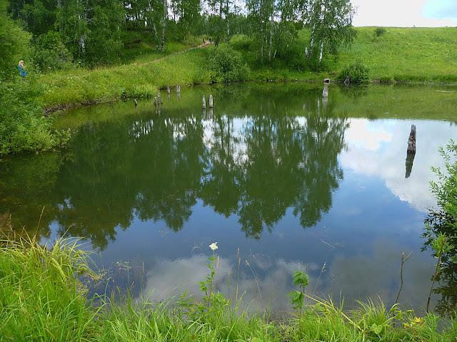 Новосибирская область, Жеребцово - озеро