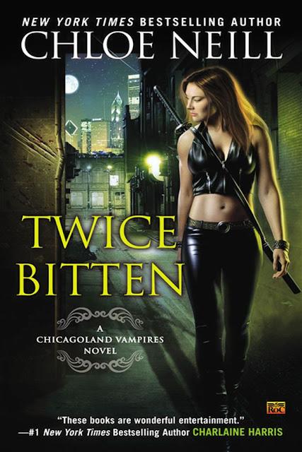Twice bitten | Chicagoland vampires #3 | Chloe Neill