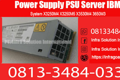 Power Supply PSU Server IBM System X3250M4 X3250M5 X3530M4 3650M3 Original